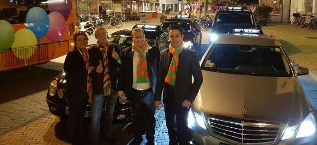 Team Taxi Vermeer uit Tilburg